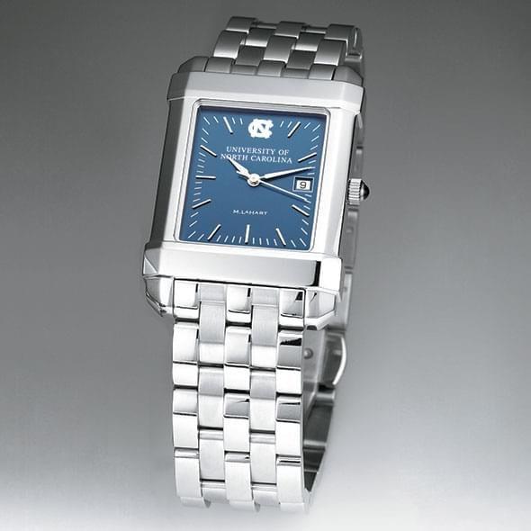 UNC Men's Blue Quad Watch with Bracelet - Image 2