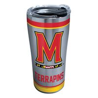 Maryland 20 oz. Stainless Steel Tervis Tumblers with Hammer Lids - Set of 2