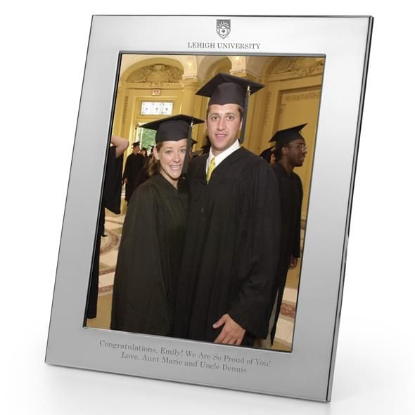 Lehigh Polished Pewter 8x10 Picture Frame - Image 2