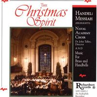 USNI Music CD - The Christmas Spirit