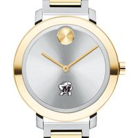 University of Maryland Women's Movado Two-Tone Bold 34