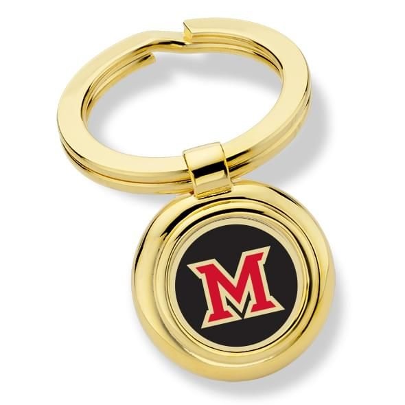 Miami University in Ohio Key Ring