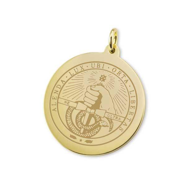 Davidson 14K Gold Charm