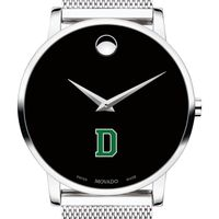 Dartmouth College Men's Movado Museum with Mesh Bracelet
