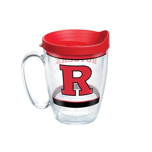 Rutgers 16 oz. Tervis Mugs- Set of 4