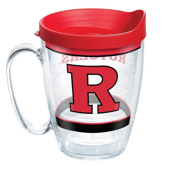 Rutgers 16 oz. Tervis Mugs- Set of 4 - Image 2