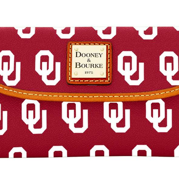 Oklahoma  Dooney & Bourke Continental Clutch - Image 3