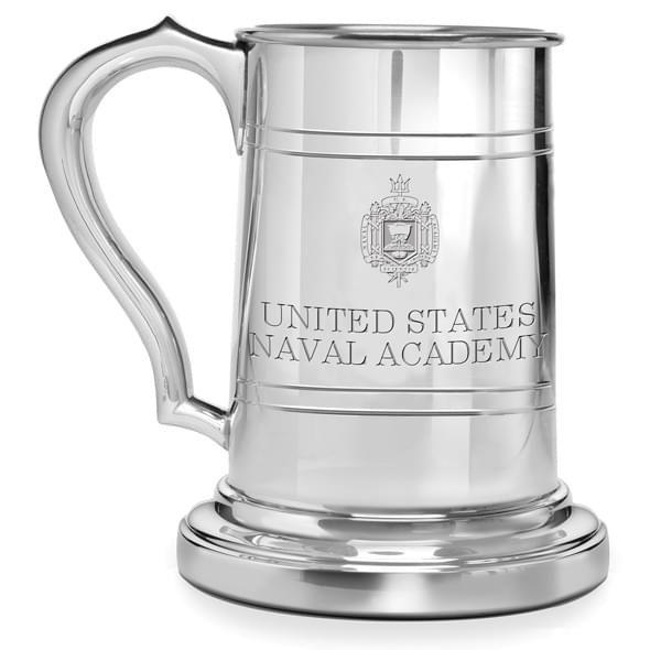 Naval Academy Pewter Stein - Image 2