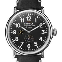 Colorado Shinola Watch, The Runwell 47mm Black Dial
