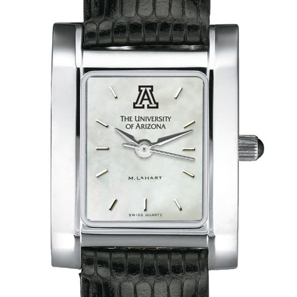 University of Arizona Women's MOP Quad with Leather Strap