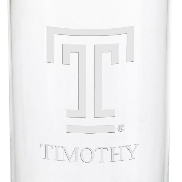 Temple Iced Beverage Glasses - Set of 4 - Image 3