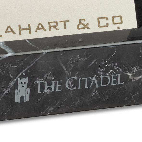 Citadel Marble Business Card Holder - Image 2