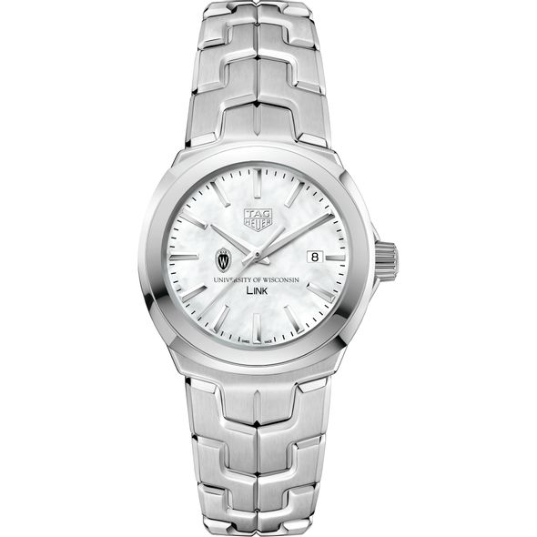 University of Wisconsin TAG Heuer LINK for Women - Image 2