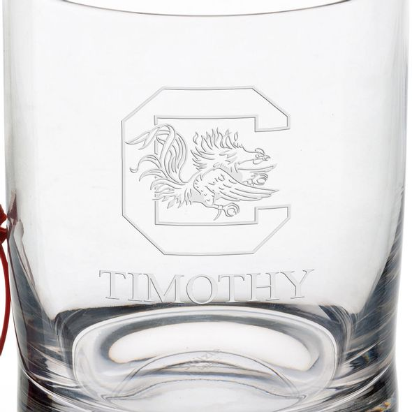 University of South Carolina Tumbler Glasses - Set of 4 - Image 3