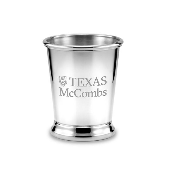 Texas McCombs Pewter Julep Cup - Image 1