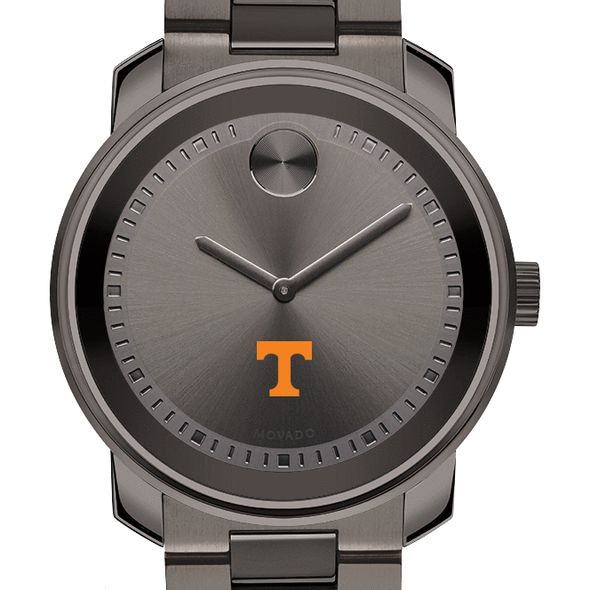University of Tennessee Men's Movado BOLD Gunmetal Grey
