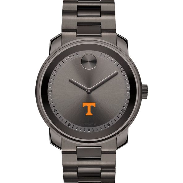 University of Tennessee Men's Movado BOLD Gunmetal Grey - Image 2