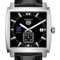US Naval Academy TAG Heuer Monaco with Quartz Movement for Men