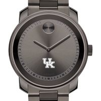 University of Kentucky Men's Movado BOLD Gunmetal Grey
