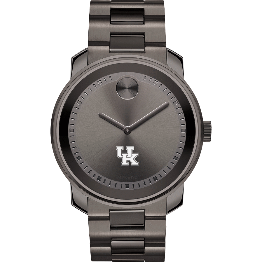 Kentucky Men's Movado BOLD Gunmetal Grey - Image 2