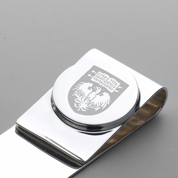 Chicago Sterling Silver Money Clip - Image 2
