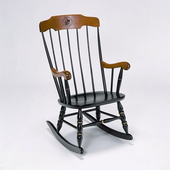 Virginia Tech Rocking Chair by Standard Chair - Image 1