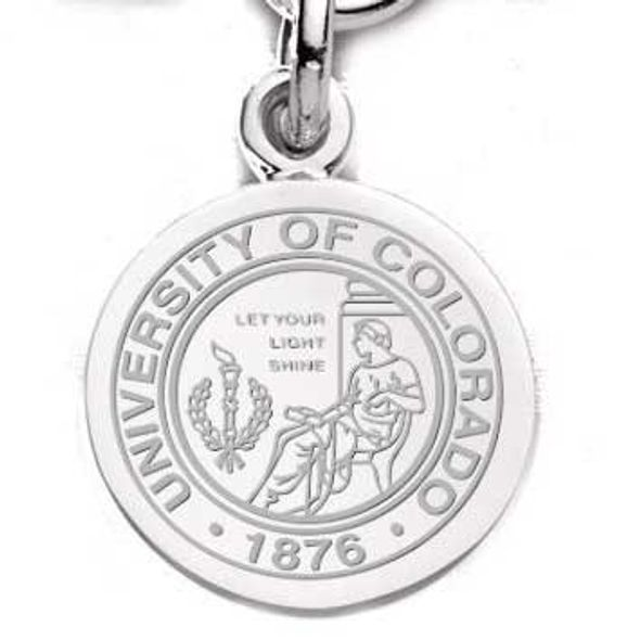 Colorado Sterling Silver Charm - Image 1