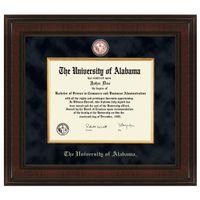 Alabama Excelsior Diploma Frame