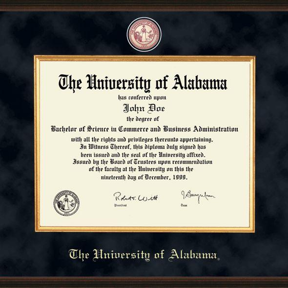 Alabama Excelsior Diploma Frame - Image 2