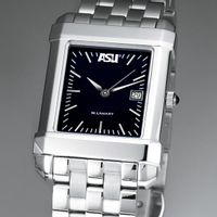 ASU Men's Black Quad Watch with Bracelet