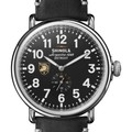 West Point Shinola Watch, The Runwell 47mm Black Dial - Image 1