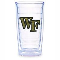 Wake Forest 16 oz Tervis Tumblers - Set of 4