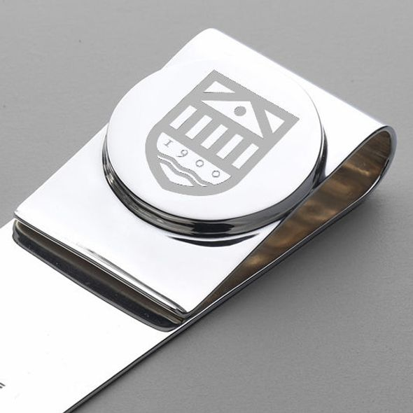 Tuck Sterling Silver Money Clip - Image 2