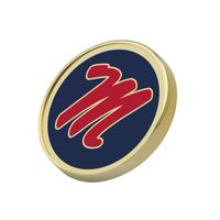 Ole Miss Lapel Pin