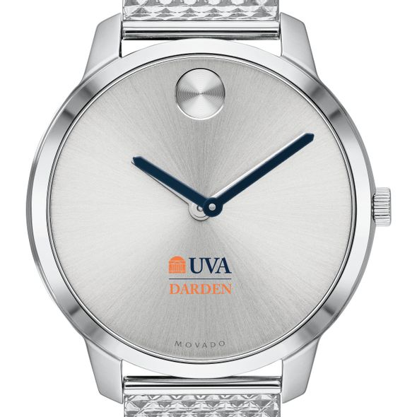 Darden School of Business Women's Movado Stainless Bold 35