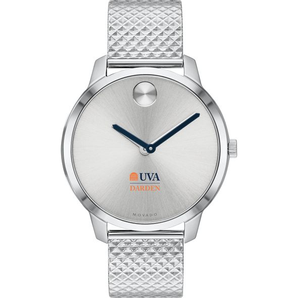 Darden School of Business Women's Movado Stainless Bold 35 - Image 2