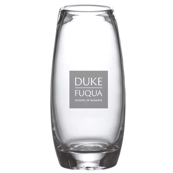 Duke Fuqua Glass Addison Vase by Simon Pearce