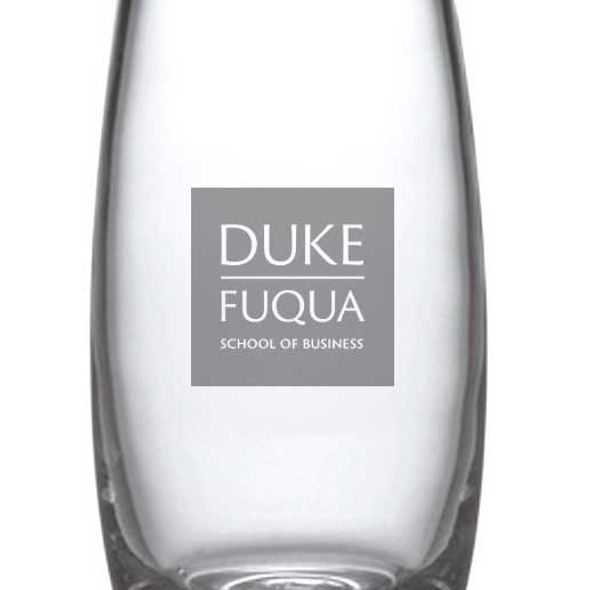 Duke Fuqua Glass Addison Vase by Simon Pearce - Image 2