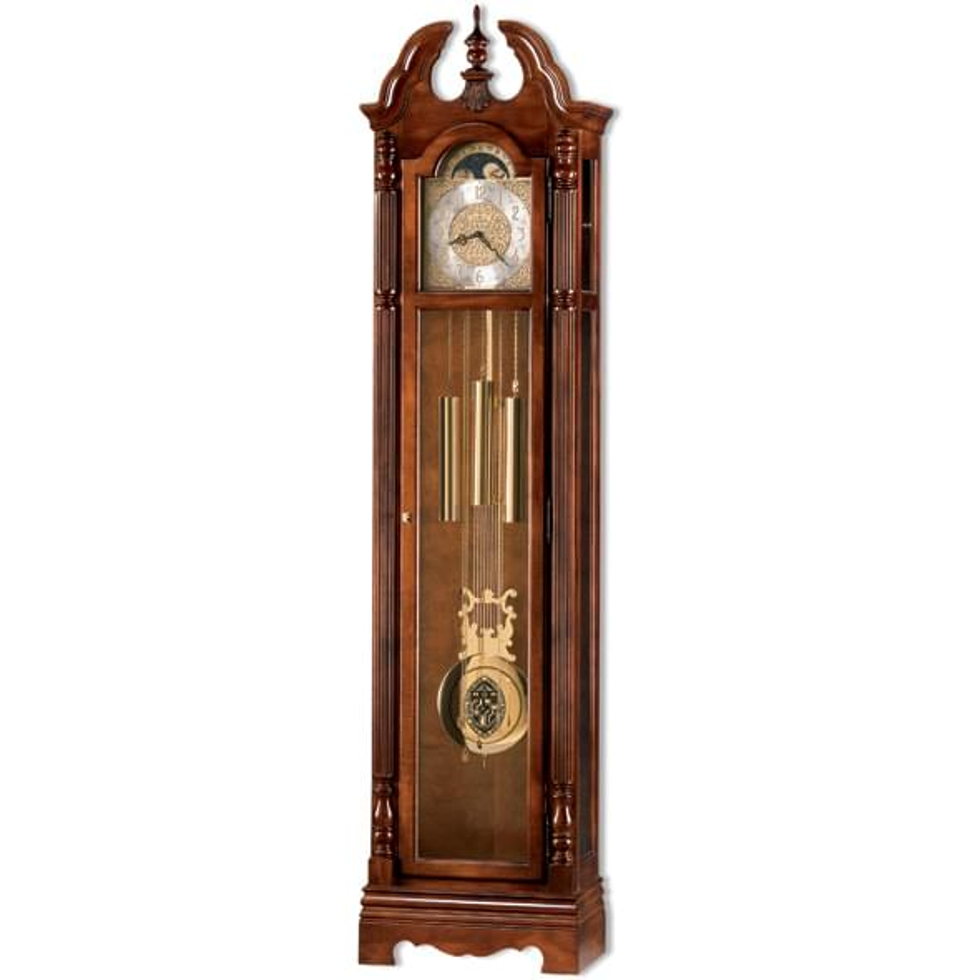 Johns Hopkins Howard Miller Grandfather Clock