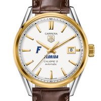 Florida Men's TAG Heuer Two-Tone Carrera with Strap