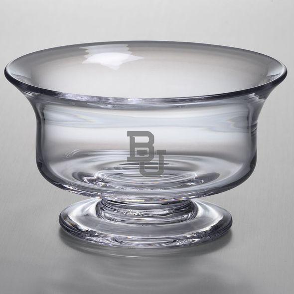 Baylor Simon Pearce Glass Revere Bowl Med