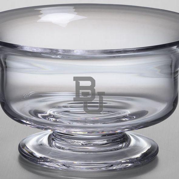 Baylor Simon Pearce Glass Revere Bowl Med - Image 2