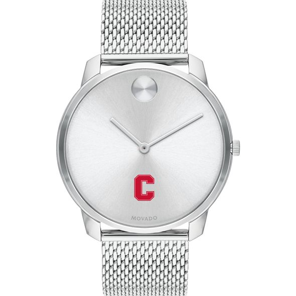 Cornell University Men's Movado Stainless Bold 42 - Image 2