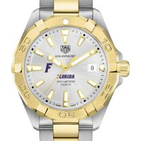 University of Florida Men's TAG Heuer Two-Tone Aquaracer
