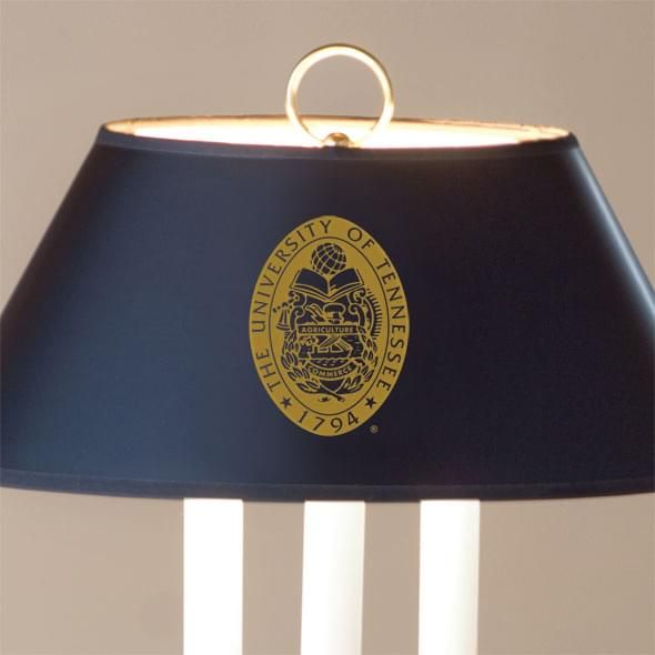 University of Tennessee Lamp in Brass & Marble - Image 2
