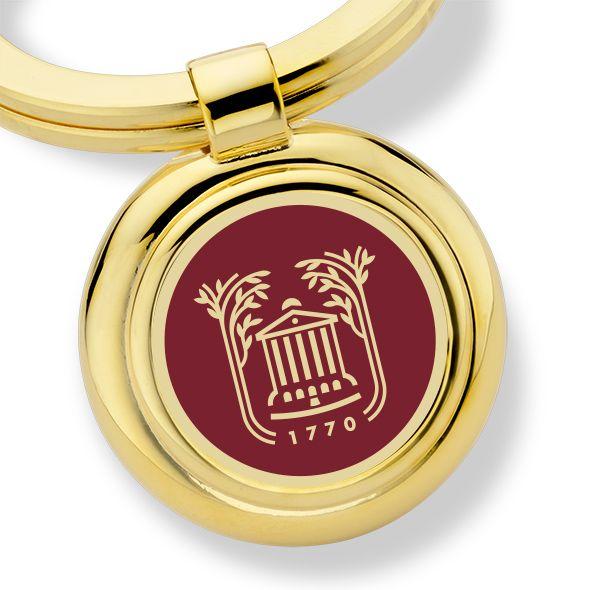 College of Charleston Enamel Key Ring - Image 2