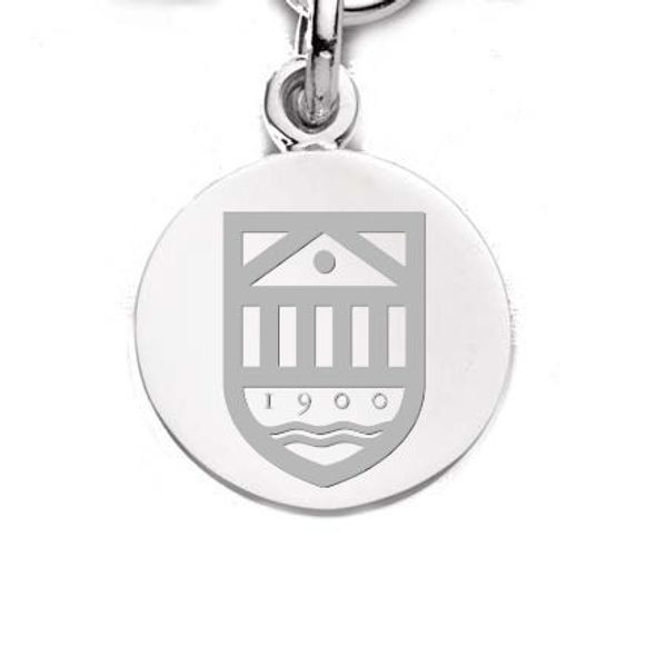 Tuck Sterling Silver Charm