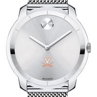 University of Virginia Men's Movado Stainless Bold 44