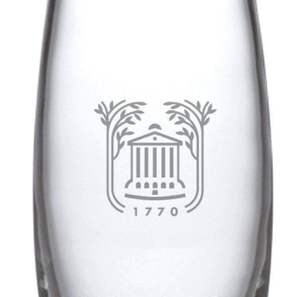 College of Charleston Glass Addison Vase by Simon Pearce - Image 2