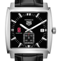 Stanford University TAG Heuer Monaco with Quartz Movement for Men